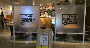 THE PUBLIC TABLE 外観
